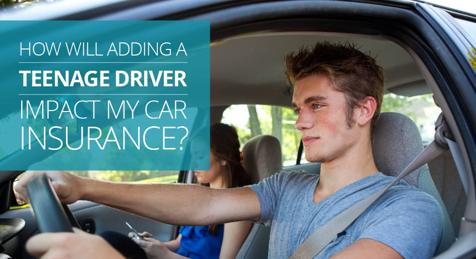 Insuring a teen driver accident discounts